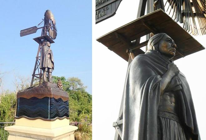 Batavia Sculpture