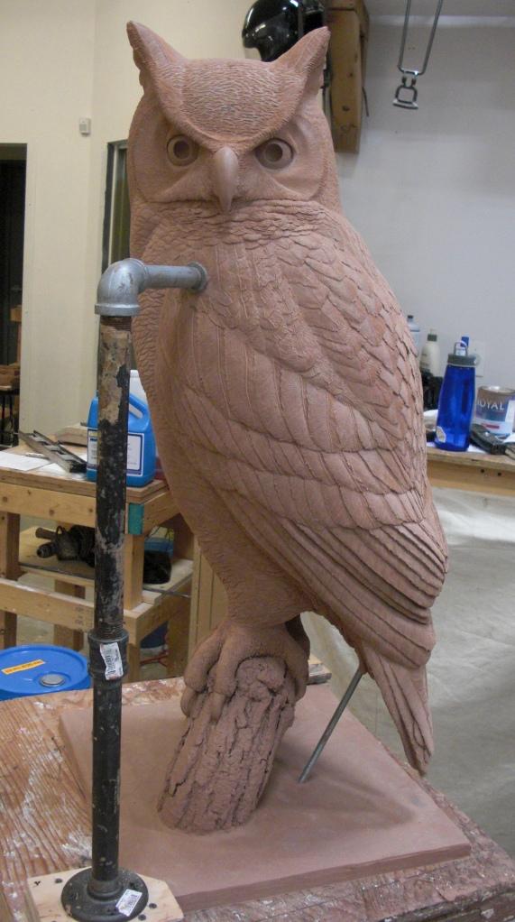 Owl Clay