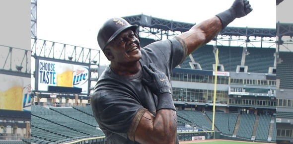 Frank Thomas Sculpture