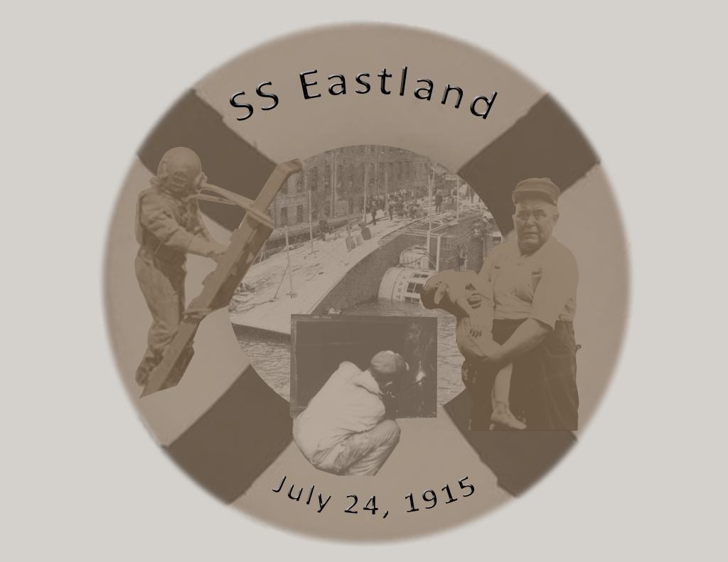 Eastland Memorial Bas Relief